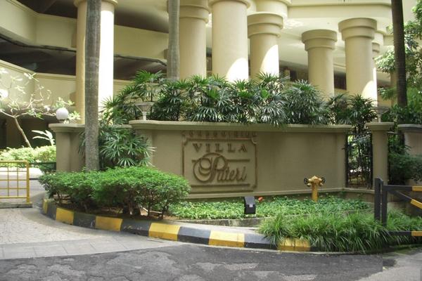Villa Puteri in Putra