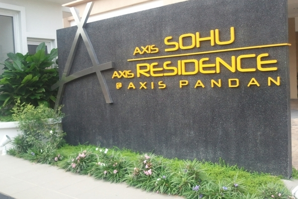 Axis Residence's cover picture