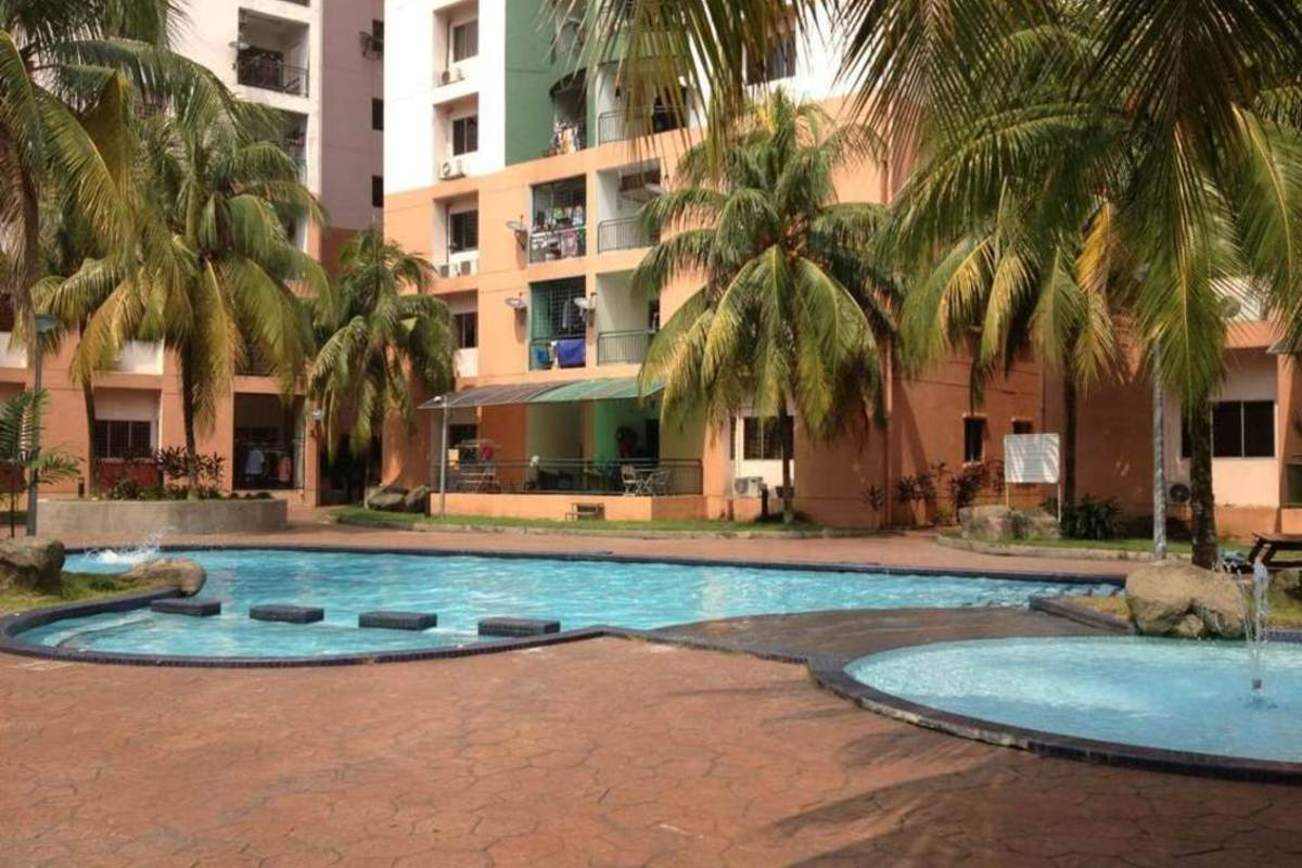 Review for City Garden Palm Villa, Pandan Indah | PropSocial