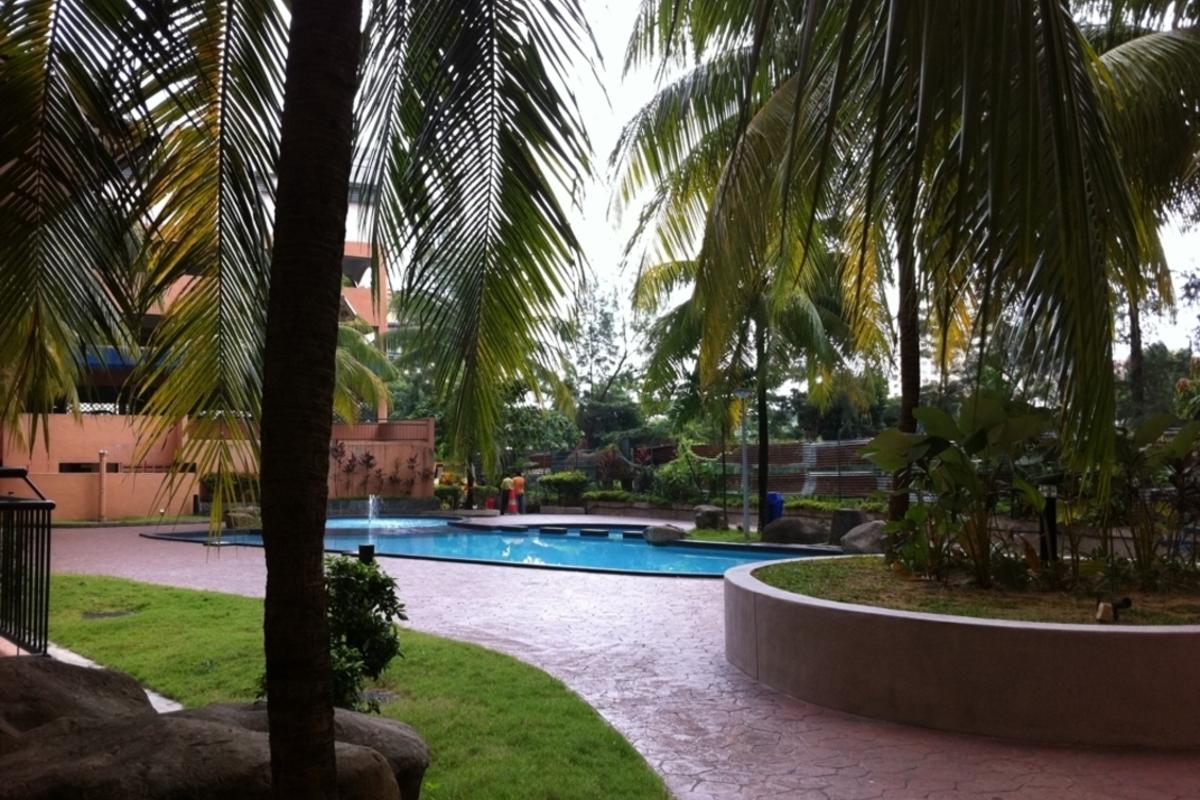 City Garden Palm Villa Photo Gallery 1