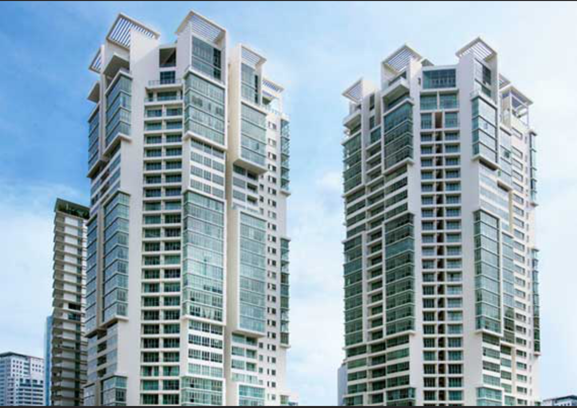 New development in Marc Service Residence, KLCC