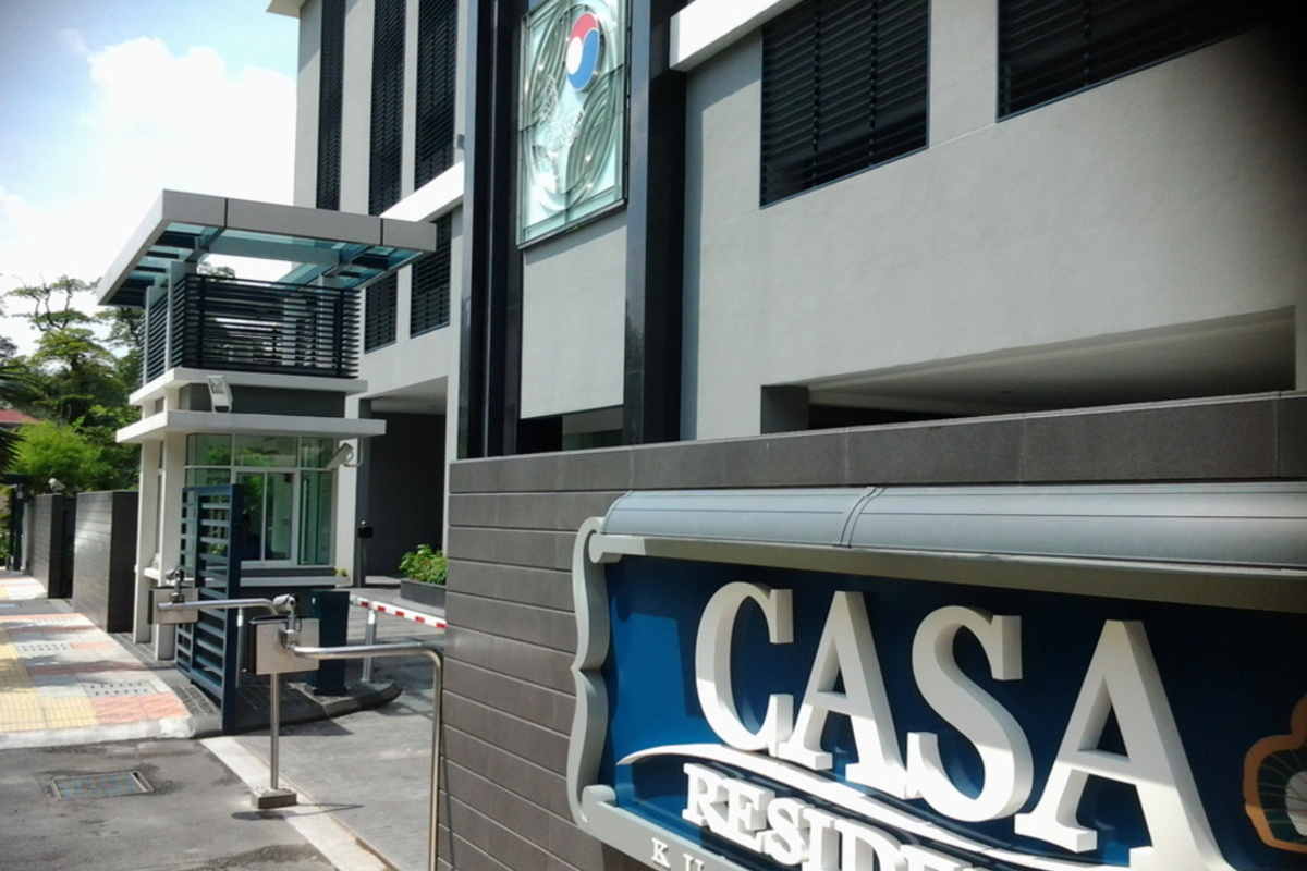 Review for casa residency pudu propsocial for Casa residency for rent