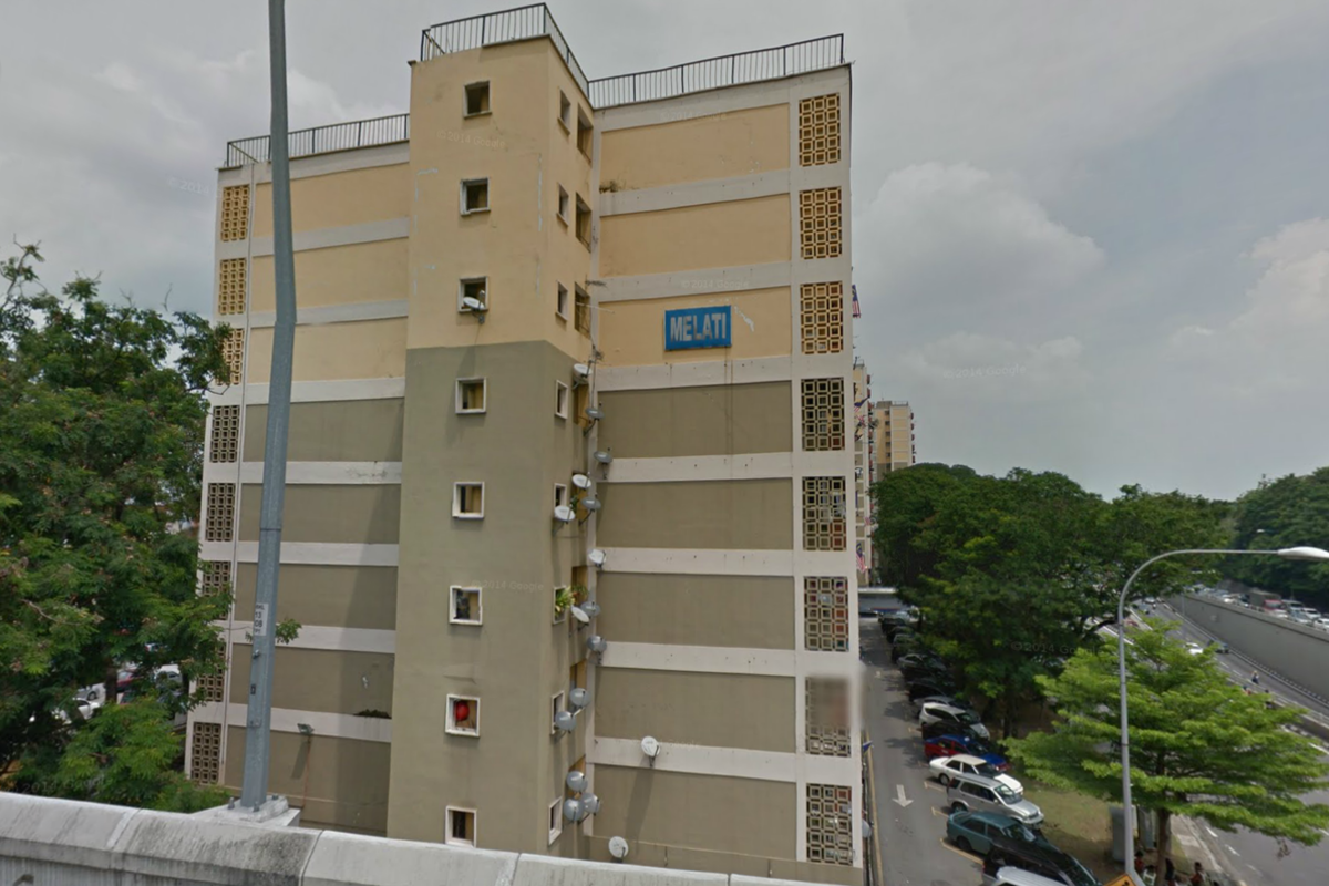Loke Yew Apartment Photo Gallery 1