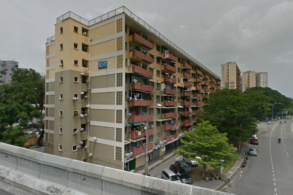 Loke Yew Apartment's cover picture