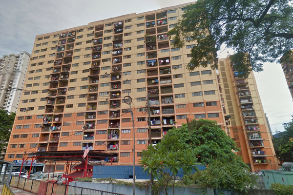 Sri Selangor Apartment's cover picture