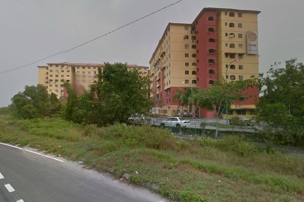 Taman Selat Damai in Port Klang