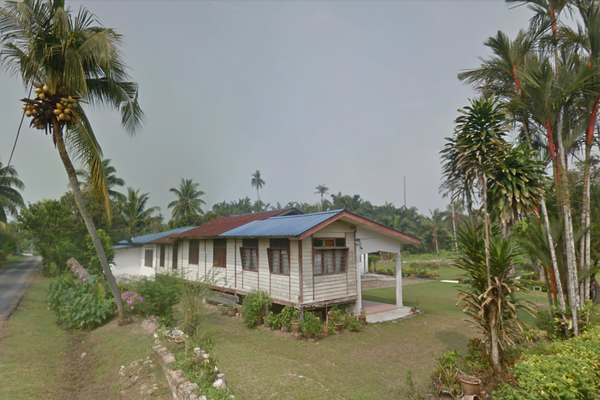 Kampung Pendamar's cover picture