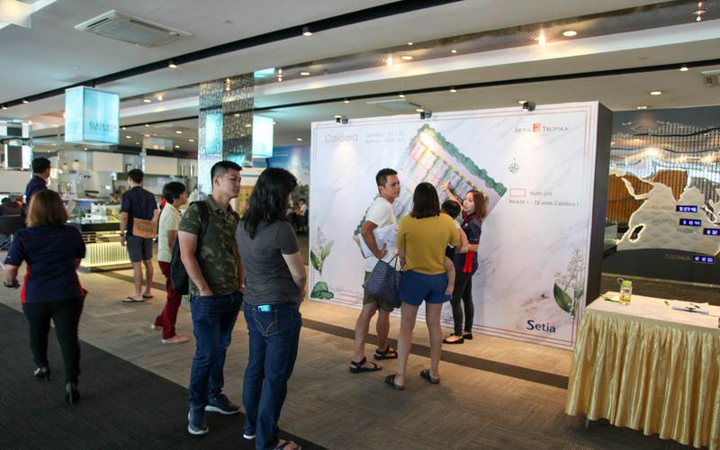 Launch of calidora  setia tropika 3 truncate