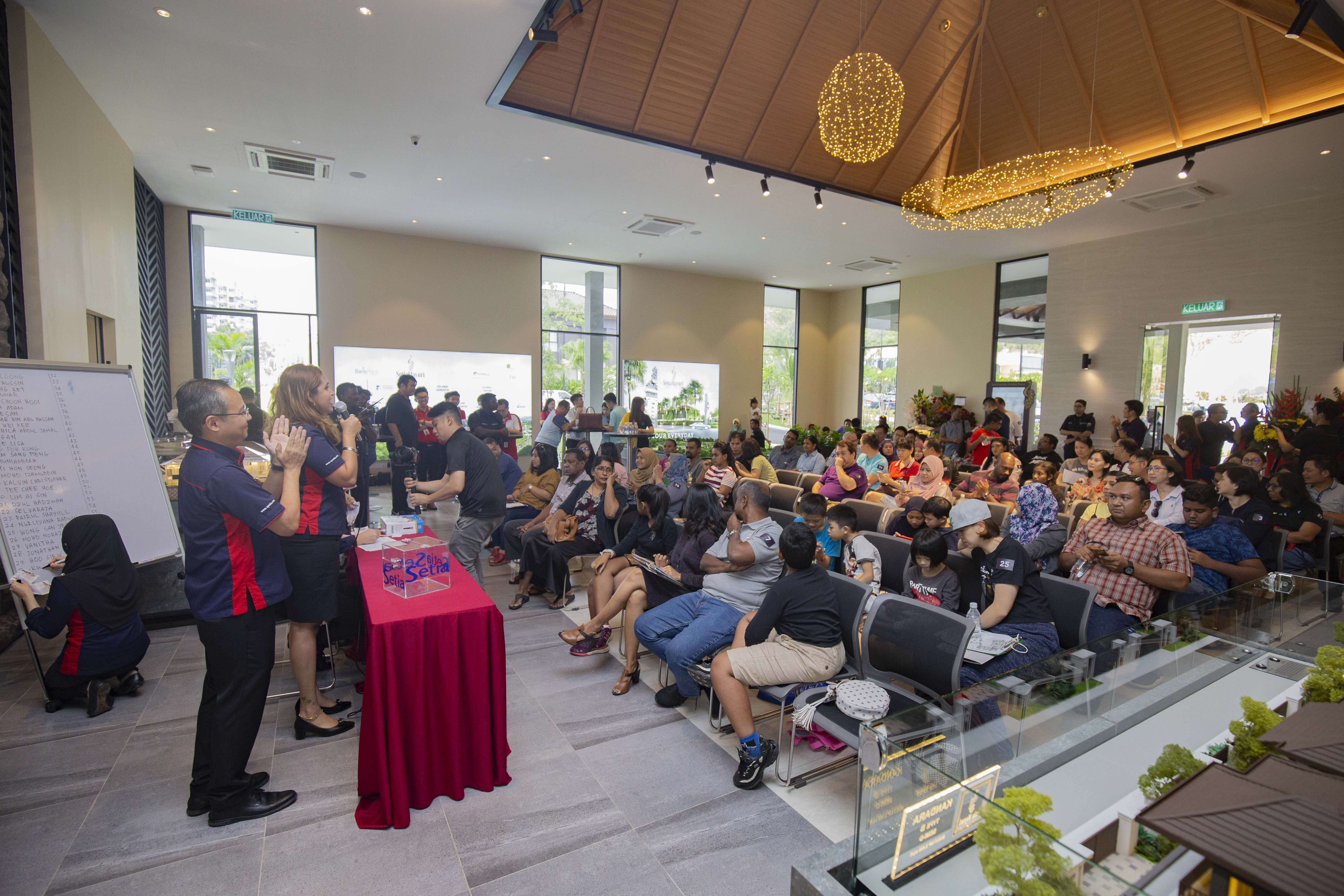 S p setia property sold out during launch setia mayuri 2