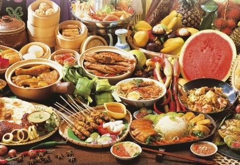 Malaysia food