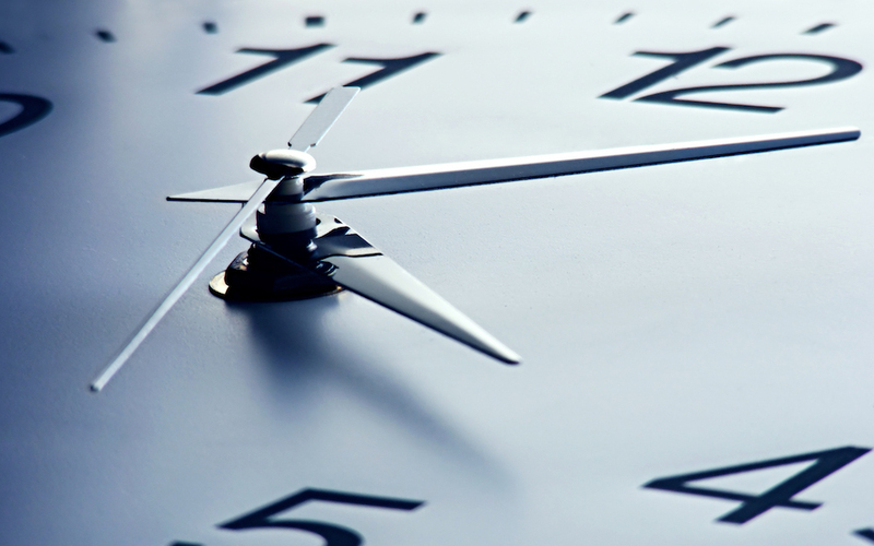 Clock truncate
