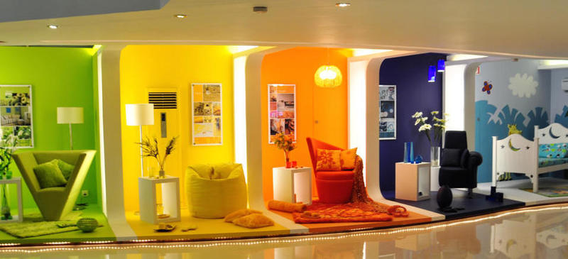 The Colours Of Your Home Have A Huge Impact On Your Psychological Well  Being Whether You Are Aware Of It Or Not. Every Colour Plays A Different  Role, ...