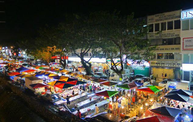 Property propsocial pasar malam taman connaught