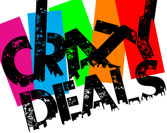 Crazy deals logo