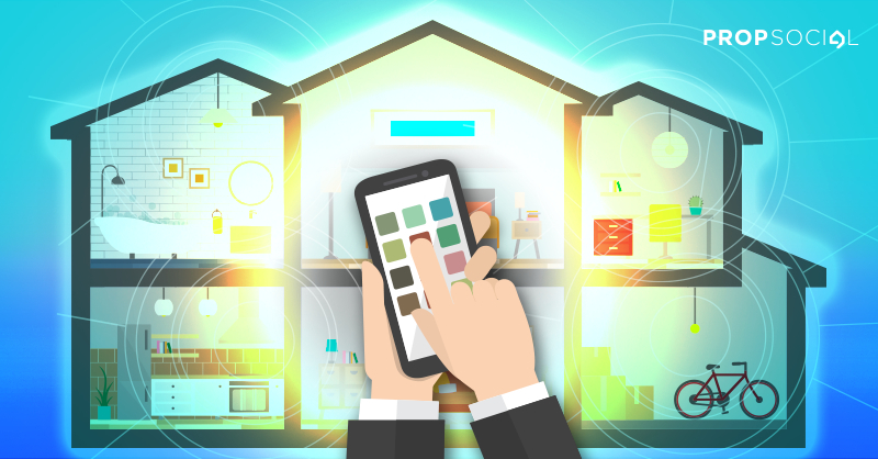 Gadgets to transform your home into smart home property propsocial