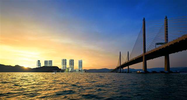 Penang bridge properties propsocial