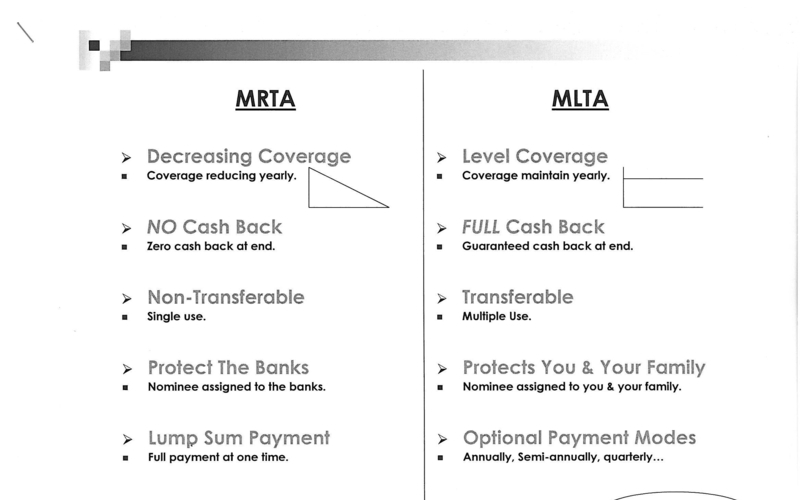Mrta vs mlta truncate