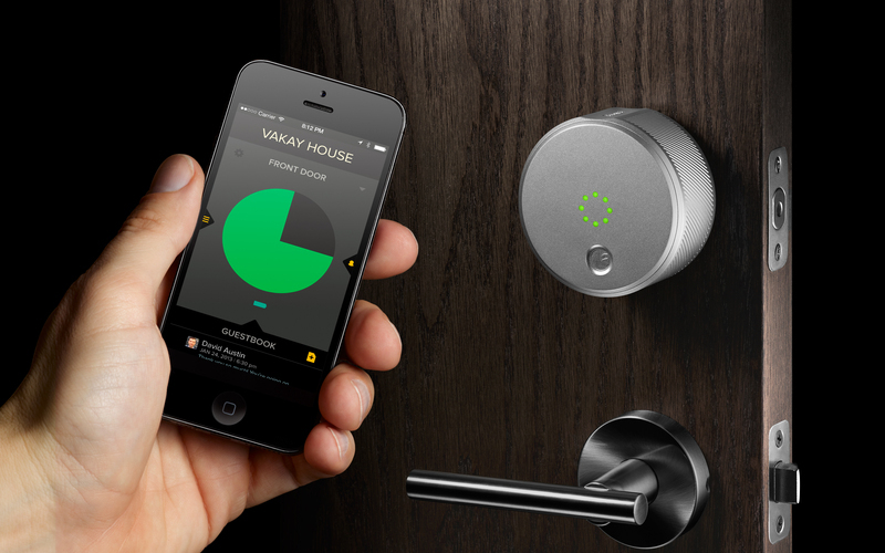 Propsocial property smart door lock truncate