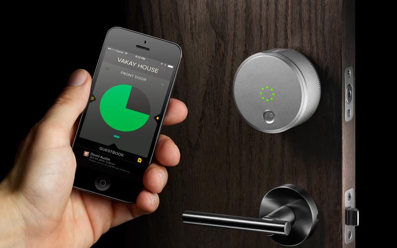 Propsocial property smart door lock truncate