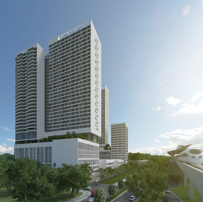 Sungai Buloh Luxury Kitchen: Sq Where Connectivity And Daily Living At Its Best