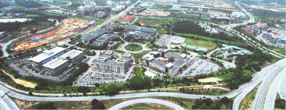 Propsocial property cyberjaya aerial 2