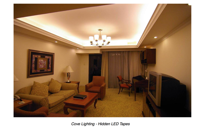 This type of lighting is typically used to illuminate large areas in the house such as the living hall.  sc 1 st  PropSocial & Looks Great Saves Even More: Led Lights | PropSocial azcodes.com