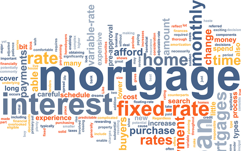 Mortgage truncate
