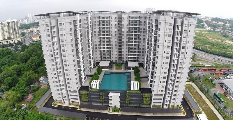 Image result for rumah kondominium dekat mrt