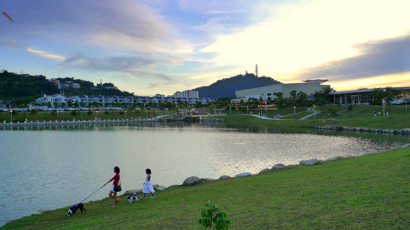 Top 7 recreational places in malaysia desa parkcity central park truncate