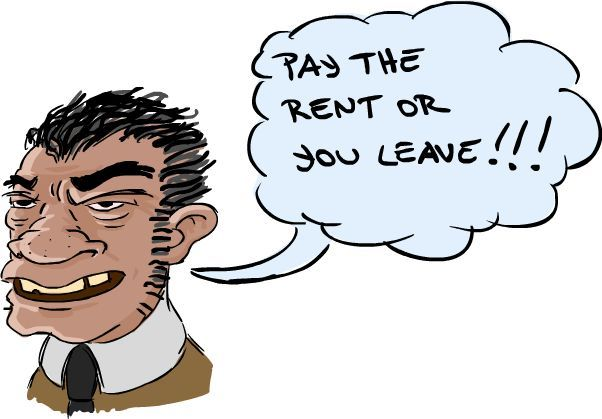 Landlord tenant property propsocial