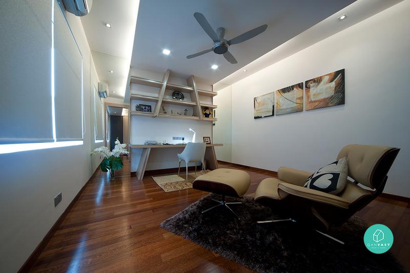 Semi detached rm100000 to rm300000 interior designer