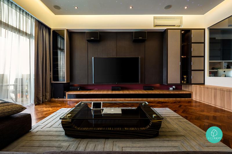 Interior Designer: Archiplan Interior Design
