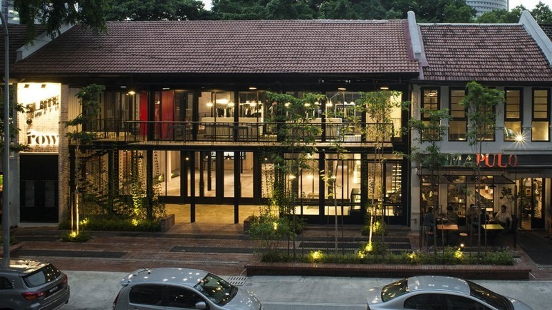 Rustic looking event spaces in klang valley slate at the row kl 1 truncate