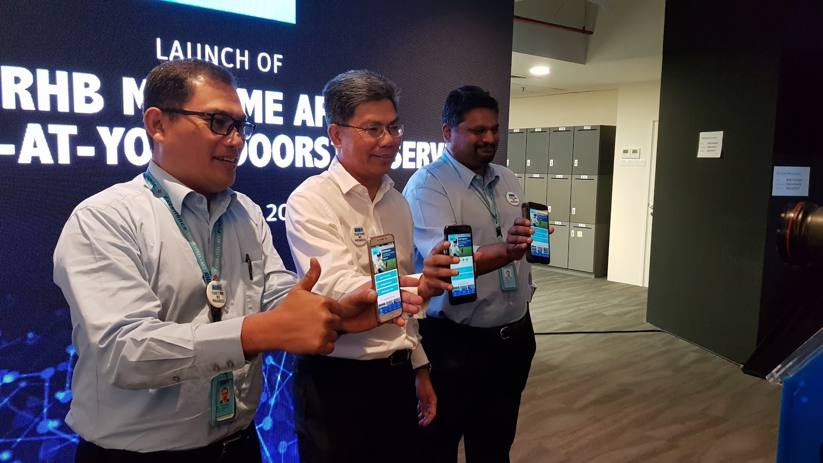 Rhb bank introduces new banking app 2