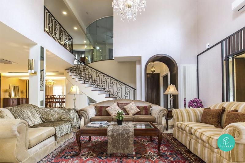 reka bentuk hiasan dalaman teres home interior design services Pereka Hiasan Dalaman: KLAAS Design u0026 Build