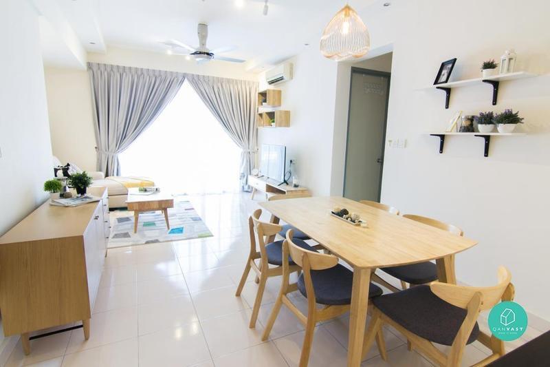 reka bentuk hiasan dalaman teres home interior design services Pereka Hiasan Dalaman: Roomia