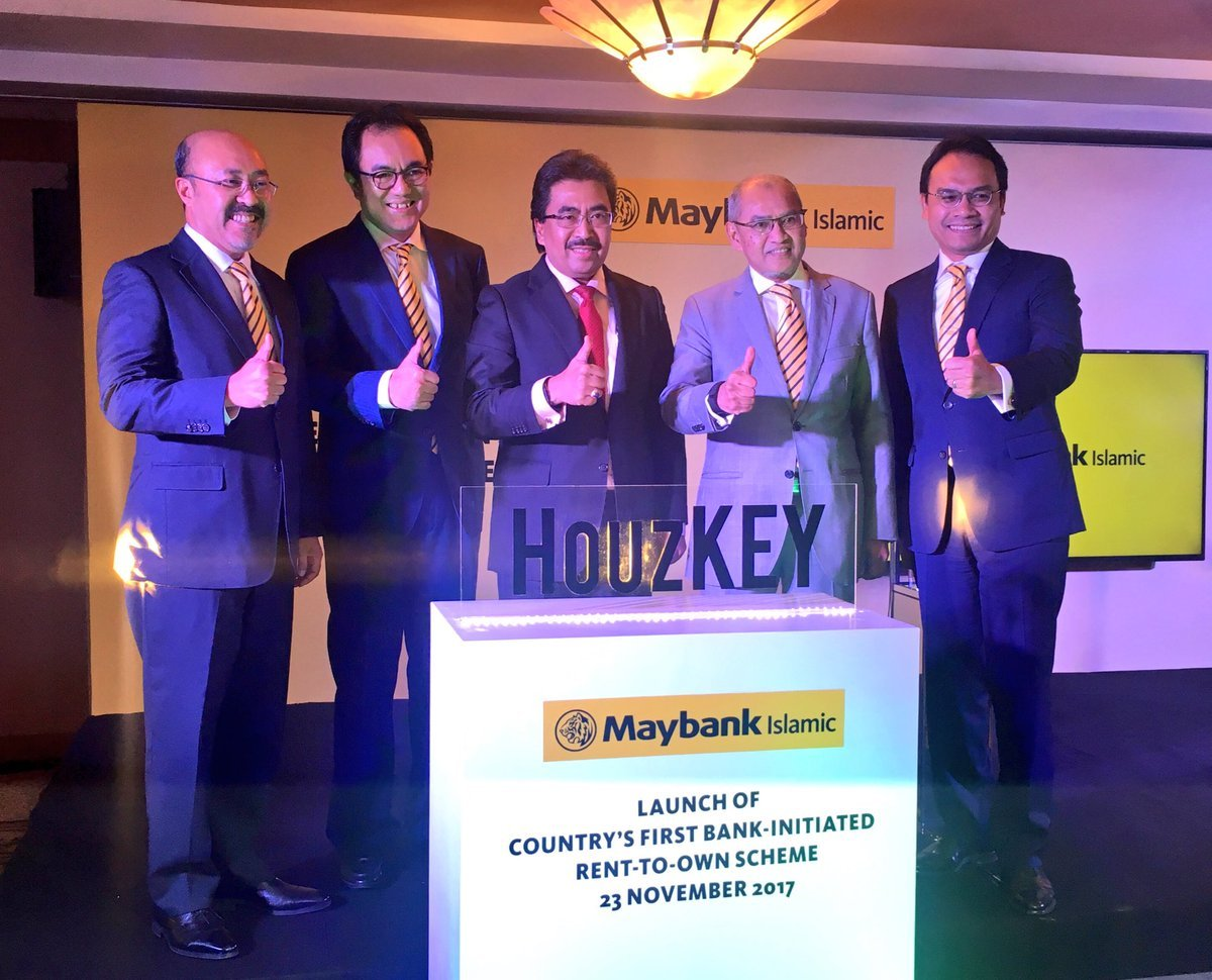 Maybank islamic rent to own houzkey propsocial 1