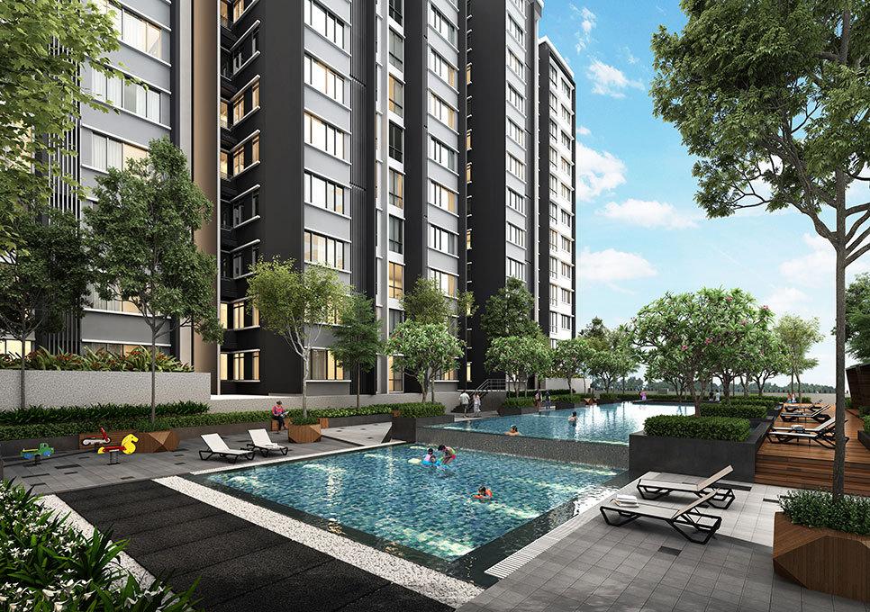 Glenmarie house for sale urbano pool