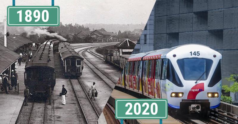 Klang future development railway propsocial truncate