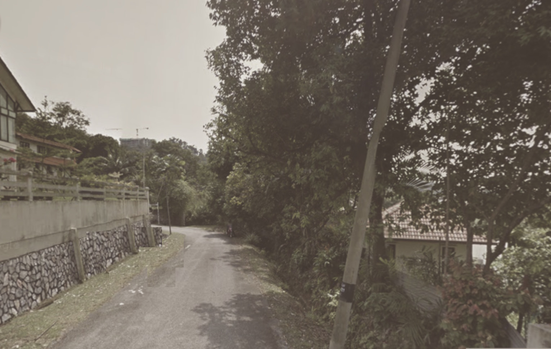 Haunted street