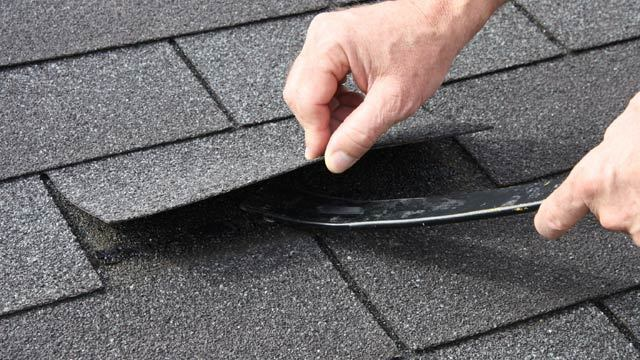 780 ad when replace asphalt shingle roof large
