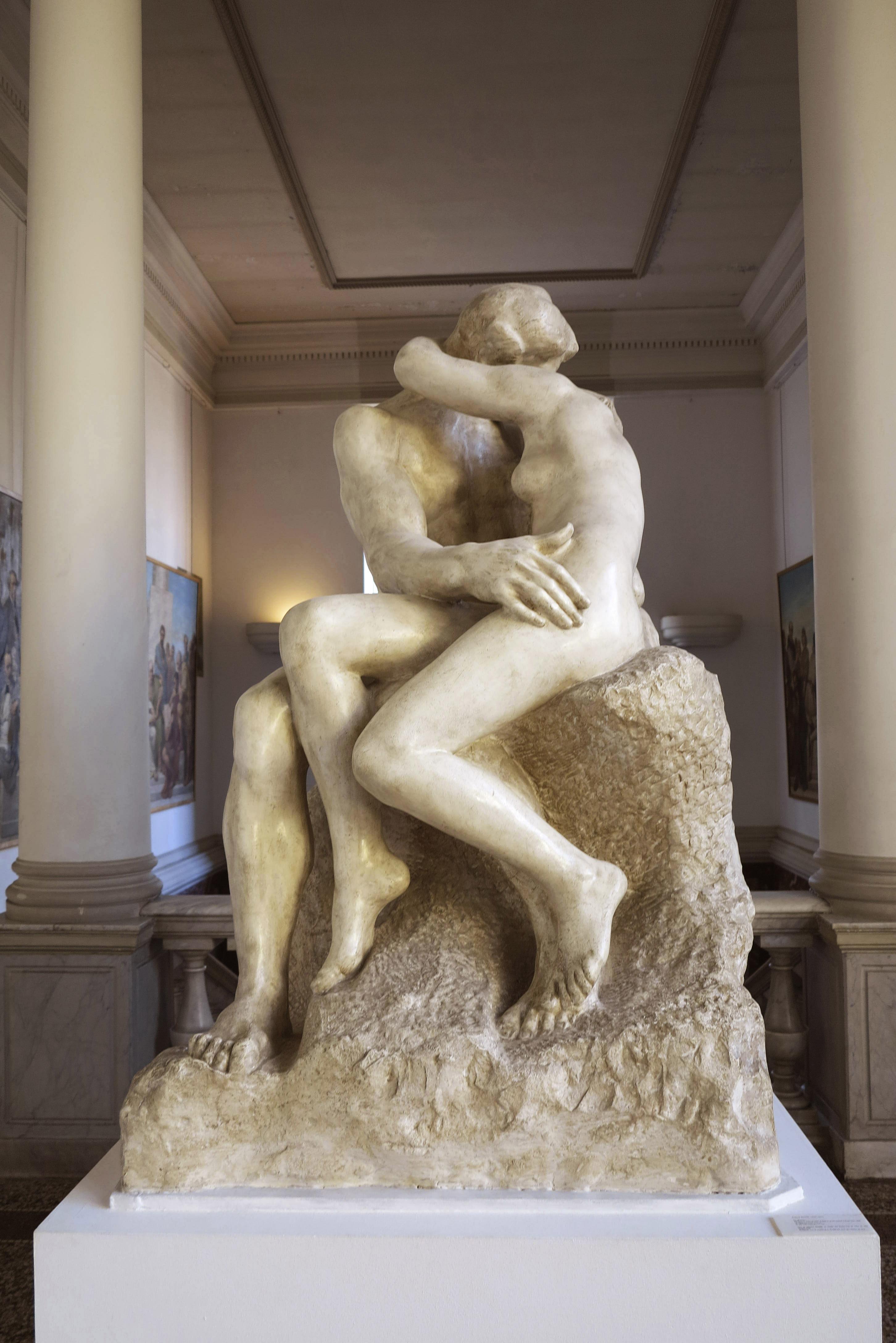 'The Kiss' Rodin