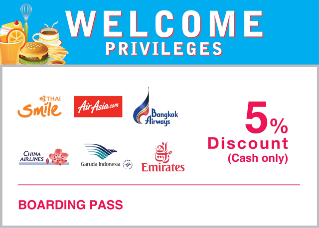 Boarding Pass Privilege