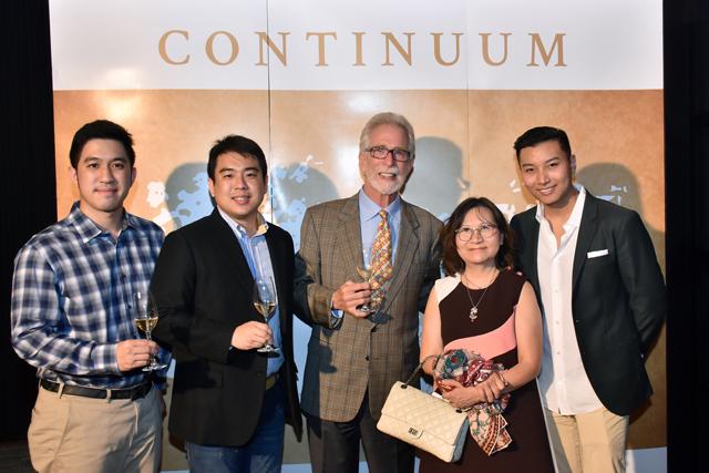 The Continuum Wine Dinner