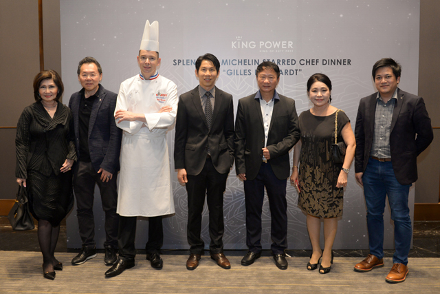 Splendid 3-Michelin Starred Chef Dinner