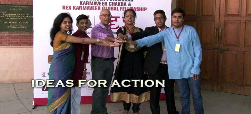 Pranav Arora Karmaveer Chakra Award