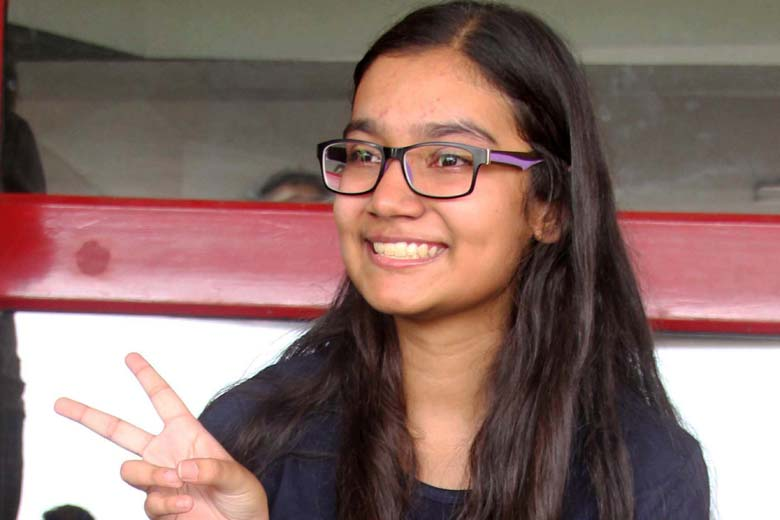 How this girl achieved 2nd Rank in Class 12th CBSE, 2015 - Student