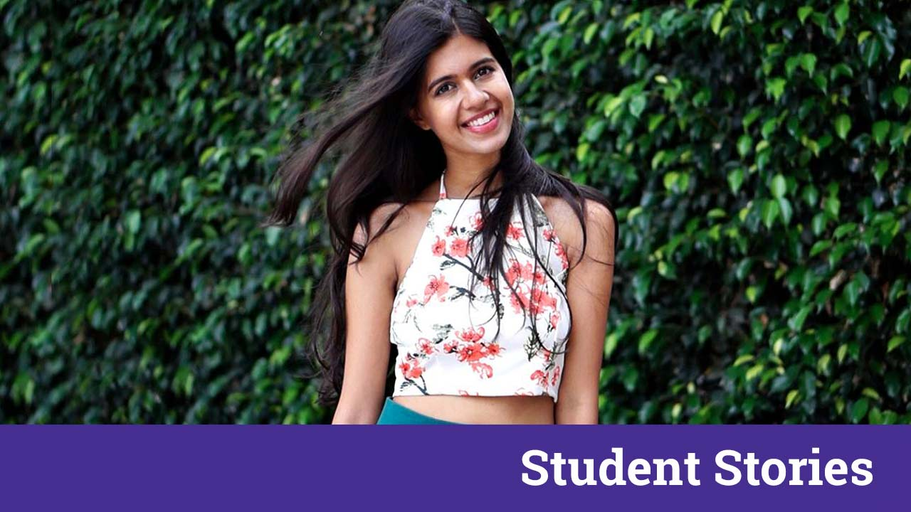 ae39d86afc7 From a shy Army Kid to a Youtube Prodigy   Sejal Kumar- The 22 year old  social media superstar