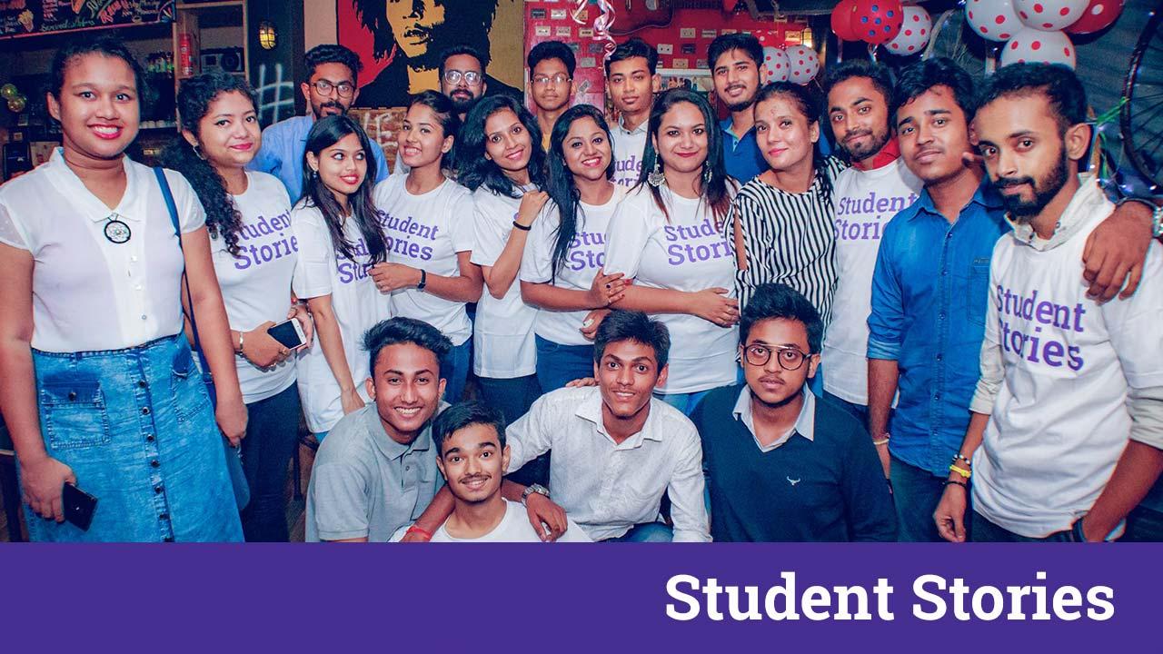 spotlight tezpur event student stories
