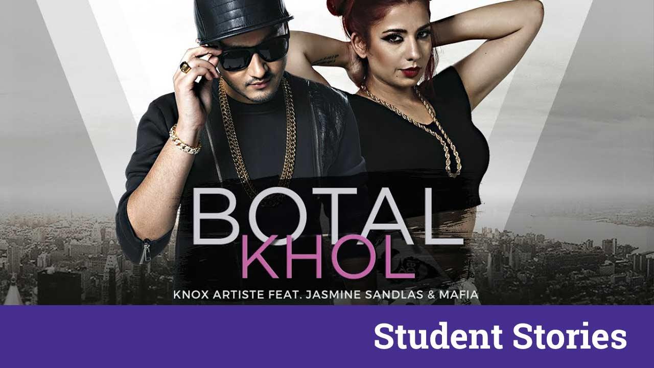 knox artiste interview jasmine sandlas dj mafia student stories